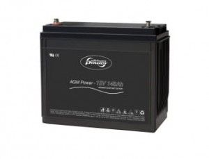 Whisper Power AGM Battery 12 V - 145 Ah  akumulatory