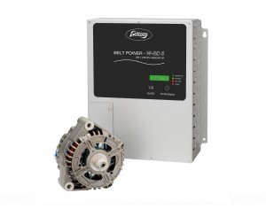 Whisper Power Alternator Systems W-BD 3.5 AC Belt Power