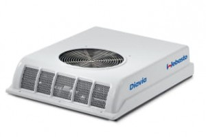 Rooftop Air Conditioning Rimini 12V White 6,2 kW