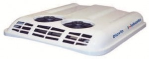 Rooftop Air Conditioning Panama 12V White 10,5 kW