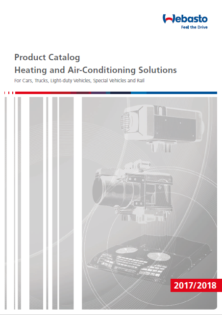 Product Catalog Heating and Air-Conditioning Solutions
