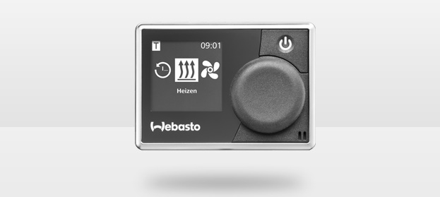 Webasto Panel MultiControl